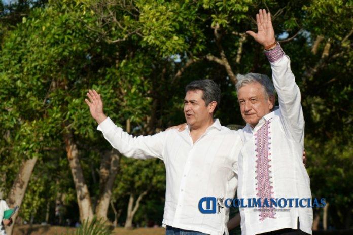AMLO Honduras 696x464 - México ayudará a crear 20 mil empleos en Honduras