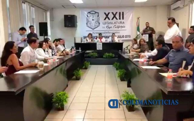 CB40453E E60C 48D0 968A 2726F5159E86 - Congreso de Baja California a puerta cerrada valida ampliar mandato de Jaime Bonilla