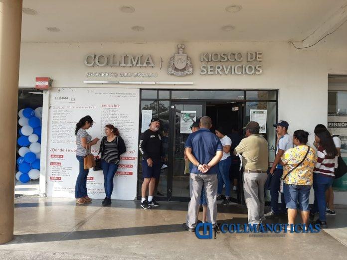 Kioscos de Servicio y Trámites Electrónicos de Gobierno 696x522 - Este miércoles finaliza descuento del 50% en licencias de manejo
