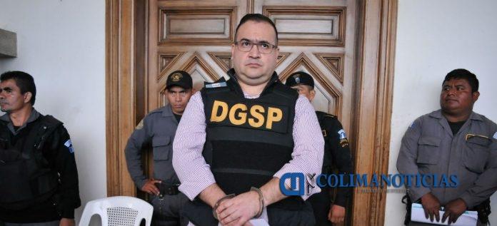 duarte detenido 696x317 - Duarte asegura que pactó entregarse a las autoridades, en video grabado presuntamente en Guatemala