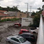 inundación jalisco 150x150 - Tormenta inunda calles y avenidas en Tlajomulco