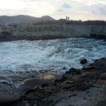 termoelectrica desagüe 150x150 - Salvan a dos hombres que cayeron a desagüe de la Termoeléctrica