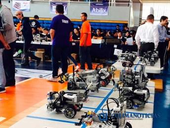 torneo de robótica WER Contest 2019 1