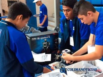 torneo de robótica WER Contest 2019 2
