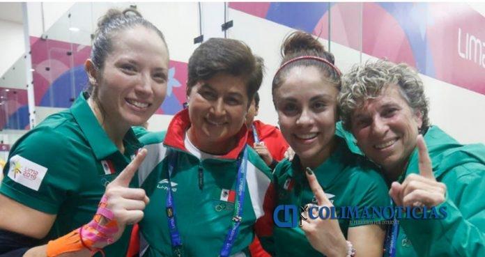Deportistas mexicanos logran más medallas en Lima 2019 696x369 - Deportistas mexicanos logran más medallas en Lima 2019
