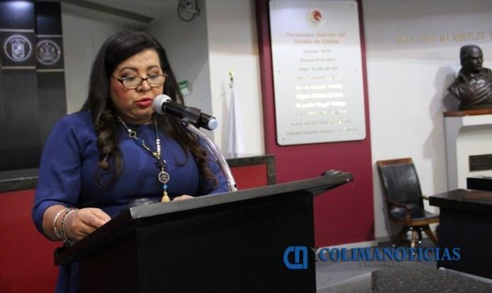 Dip. Rosalva Farías Larios