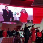 alejandro moreno y carolina viggiano 150x150 - Alejandro Moreno rinde protesta como nuevo dirigente del PRI