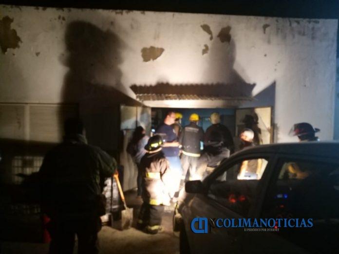 incendio hospital civil Manzanillo 696x522 - Conato de incendio en el Hospital Civil de Manzanillo