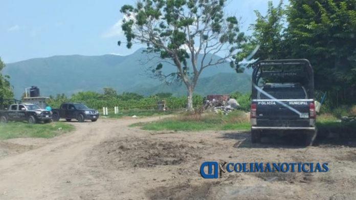 muere campesino 696x391 - Tecomán: Muere campesino en Madrid tras ser aplastado y calcinado por su tractor