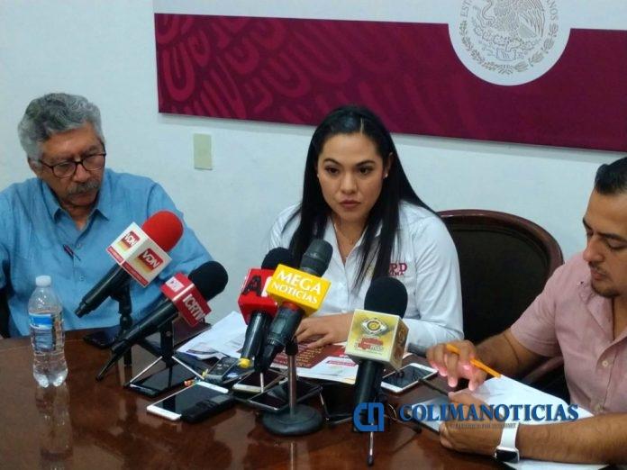 Expone Indira que delitos de homicidios en Colima bajaron 10 en Colima 696x522 - Expone Indira que delitos de homicidios bajaron 10% en Colima