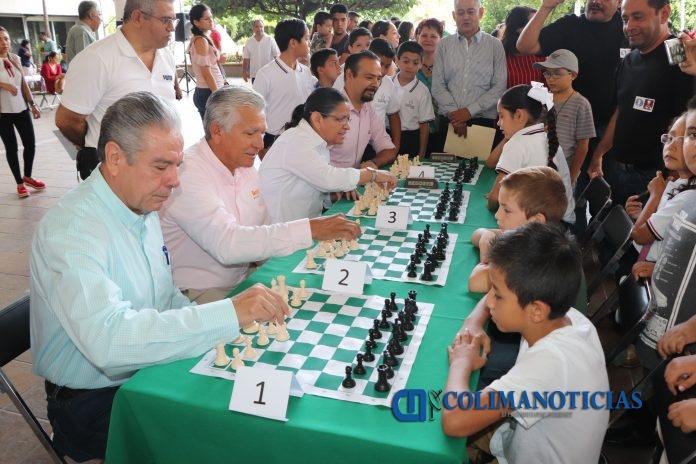 Realiza SE Primer Torneo Escolar de Ajedrez Niños Héroes de Chapultepec 696x464 - Realiza SE Primer Torneo Escolar de Ajedrez Niños Héroes de Chapultepec
