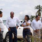 Recorre Indira Vizcaíno zona dañada por Lorena en Manzanillo 150x150 - Recorre Indira Vizcaíno zona dañada por 'Lorena' en Manzanillo