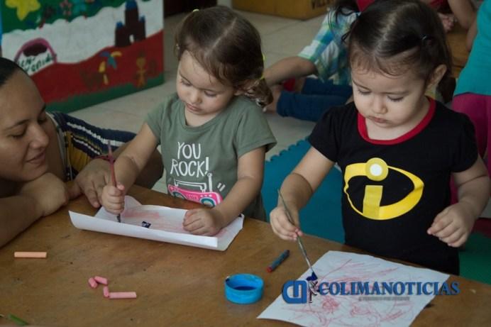 Secretaría de Cultura ofrece talleres para la primera infancia
