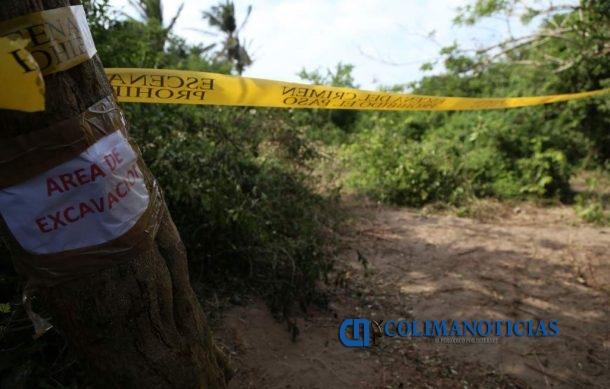 Van 105 bolsas con restos humanos descubiertas en fosa de Zapopan