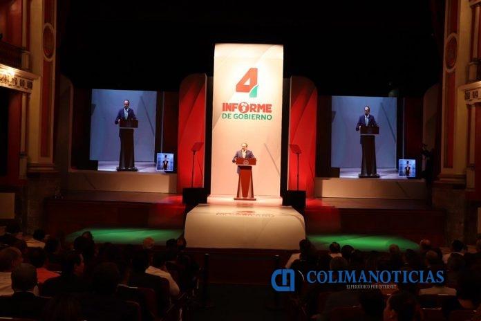 4to Informe 696x464 - Se trabaja para consolidar logros que constituyan un legado para Colima: JIPS