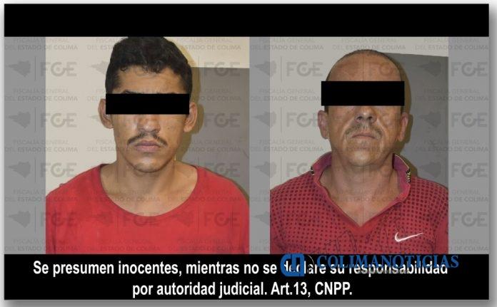 En cateo aseguran droga y detienen a dos personas 696x431 - En cateo aseguran droga y detienen a dos personas