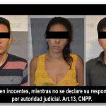 Foto Cateo 150x150 - Resultan tres detenidos y droga asegurada en cateo