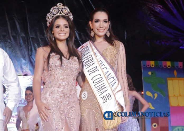 Iffecol. Reina 1 696x495 - Ana Paulina González Ochoa Reina de la Feria de Todos los Santos 2019
