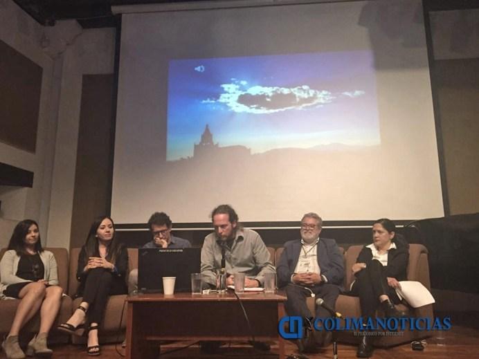Profesor universitario da charla en la UAM Ciudad de México