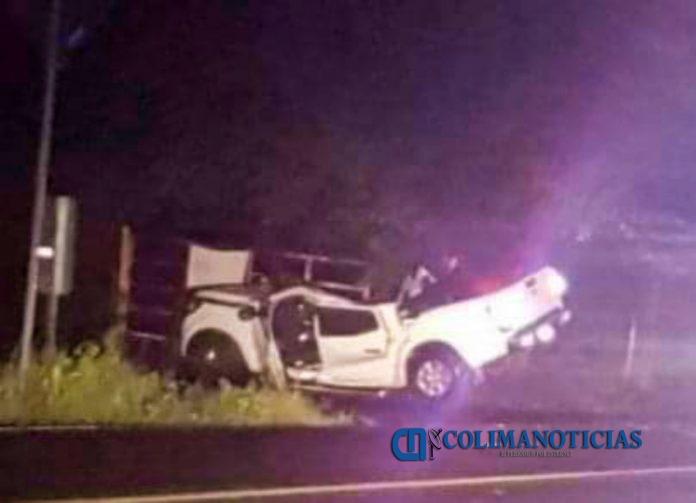 choque mueren dos jovenes 696x503 - Reportan mortal accidente en Cuauhtémoc