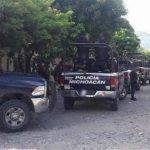 policia de michoacan 150x150 - Policías fueron emboscados en la entrada a Aguililla, en Michoacán