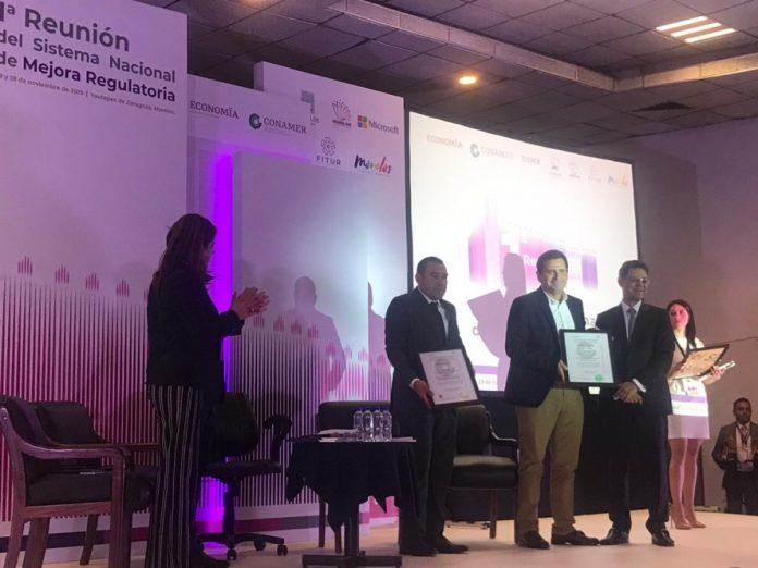 Ayto de Colima es reconocido a nivel nacional como 1er lugar por buenas prácticas de gobierno 2 696x522 - Ayto de Colima es reconocido a nivel nacional como 1er lugar por buenas prácticas de gobierno