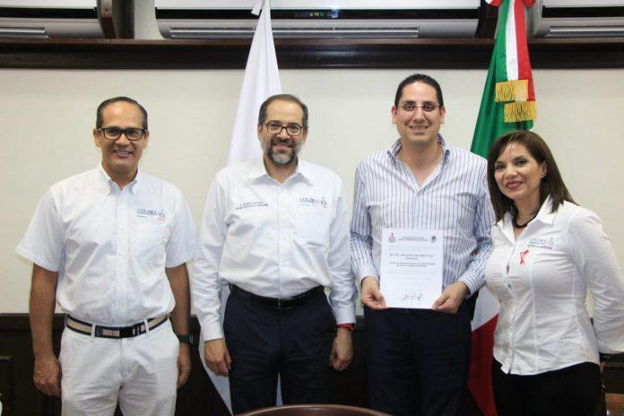 Gonzalo Cruz Zamora 696x464 - Nombra Gobernador a Gonzalo Cruz Zamora como director de administración de la Secretaría de Salud