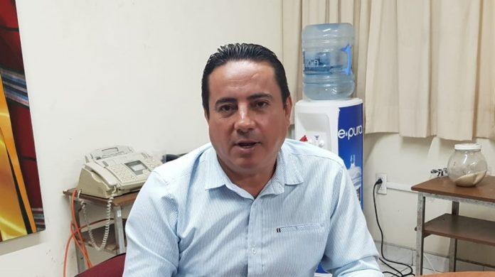 Miguel Ángel Sánchez 696x390 - Se queja Sánchez de que Morena benefició al PAN en reacomodo de personal del congreso