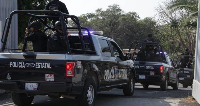 PATRULLA policia estatal 696x372 - Capturan a 10 sujetos por delitos contra la salud: SSP