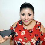 directora de atencion ciudadana paola sanchez 150x150 - Aumentan las solicitudes de apoyos de láminas y cementos en el ayuntamiento de Armería
