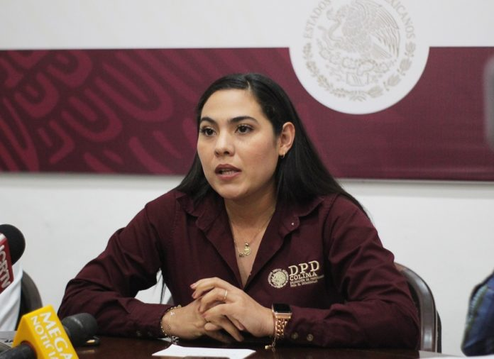 indira vizcaino 696x506 - Indira pide paciencia a los 22 mil estudiantes de nivel medio superior que esperan becas