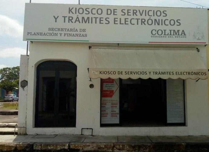 kiosco de servicios y tramites electronicos seplafin