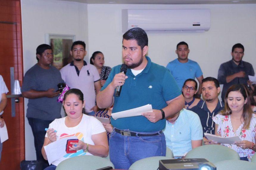 Educación Plazas 4 1024x682 - Entrega SE 84 plazas docentes definitivas y 28 paquetes de horas