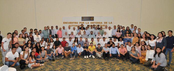 Encuentro por la defensa de la autonomía universitaria PRINCIPAL 696x285 - Suman fuerzas líderes y ex líderes de la FEC en defensa de la autonomía de la UdeC