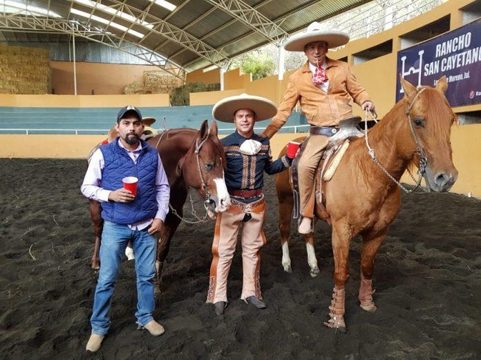 Gana José Manuel Romero segundo lugar en el caladero 696x522 - Gana José Manuel Romero segundo lugar en el caladero 'Amigos de Miguel Vega en CDMX'
