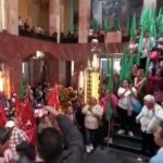 IRRUMPEN EN BELLAS ARTES 150x150 - Campesinos ingresan a Bellas Artes; pretenden quemar pintura polémica de Zapata