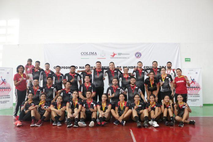 Incode 42 696x464 - Colima Campeón en Handball   Colima Noticias