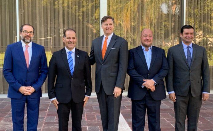 JIPS embajador de EU  696x430 - Participa gobernador Nacho Peralta en reunión con embajador de Estados Unidos