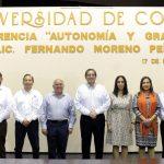 Conferencia Autonomía y Gratuidad dictada por Fernando Moreno Peña PRINCIPAL 150x150 - Gratuidad en la educación superior, obligación del Estado, no de las universidades: Fernando Moreno - #Noticias