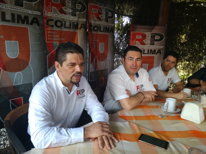 Fernando González Sánchez Progresistas