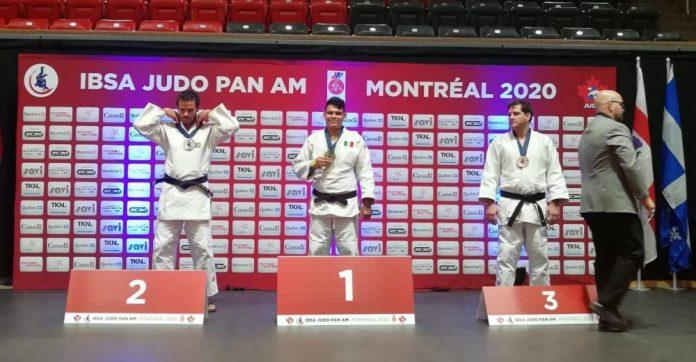 Incode Brayan oro en Judo 2 696x362 - Colimense Brayan Misael Valencia, logra medalla de oro en Parapanamericanos de Judo IBSA, Montreal 2020 - #Noticias