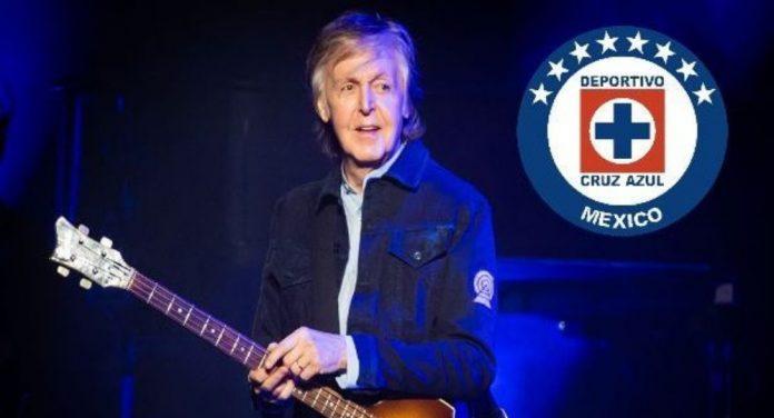 Paul McCartney. 696x376 - Cruz Azul quiere a Paul McCartney en la inauguración de su nuevo estadio - #Noticias