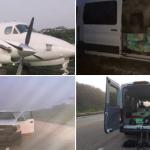 avioneta en Bacalar 150x150 - Avioneta que aterrizó en Bacalar transportaba una tonelada de cocaína; logran dos detenidos - #Noticias