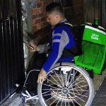dany 150x150 - En silla de ruedas ha destacado en basquetbol, una rondalla y ahora como repartidor de Uber Eats - #Noticias