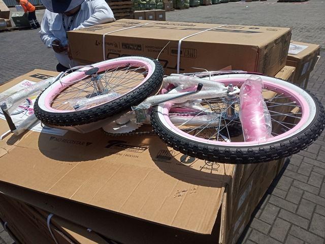 subastaran bicicletas en manzanillo - Subastarán cerca de 2 mil bicicletas y refacciones decomisadas por el SAT en Manzanillo - #Noticias