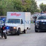 persecución policiaca en Tecomán 150x150 - Con balazos y atravesando vehículos, detienen a repartidor que huía con camioneta desde Michoacán - #Noticias