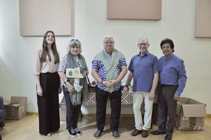Concurso de Jóvenes Intérpretes en el IUBA_JURADO