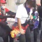 FOTOGRAFA 150x150 - Queman con bomba molotov a fotógrafa - #Noticias