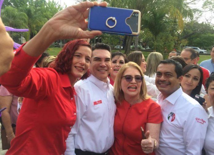 PRI Alejandro Moreno en Colima 696x504 - Al PRI lo extrañan: Alejandro Moreno - #Noticias