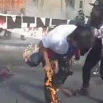 QUEMAN FOTOGRAFA 150x150 - Queman con bomba molotov a fotógrafa - #Noticias